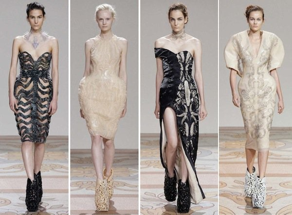 Iris Van Herpen FW14 Collection B