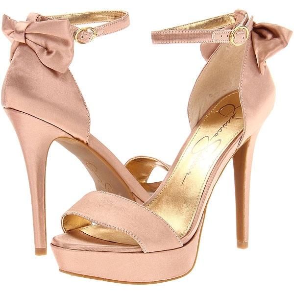 Jessica Simpson Bowie Platform Sandals