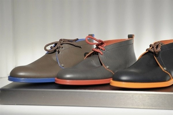 Jimmy Choo SS14 Neon shoes