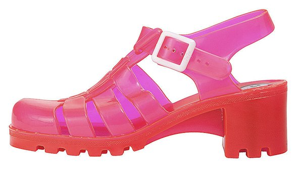 Juju Babe Jelly Sandals Pink