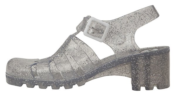 Juju Babe Jelly Sandals Superglitter