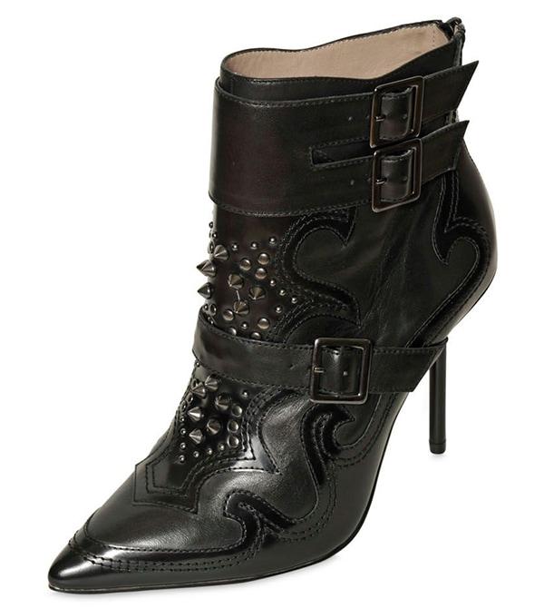 KG Kurt Geiger Wyatt Boots Black