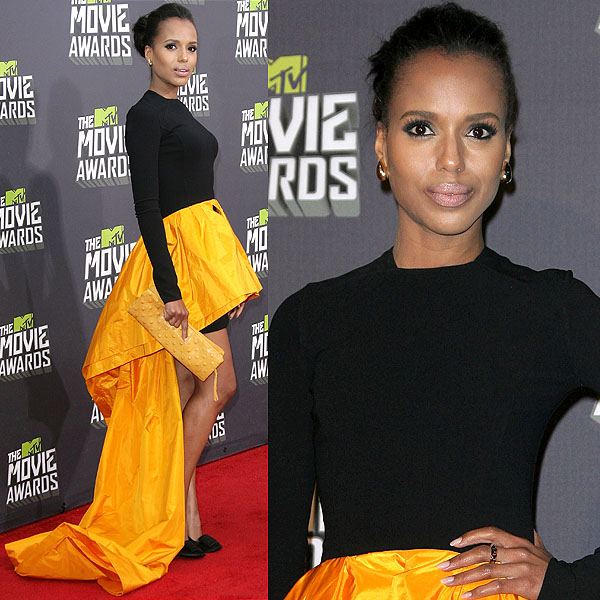 Kerry Washington 2013 MTV Movie Awards