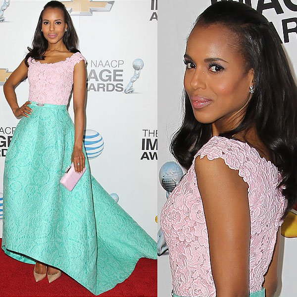 Kerry Washington 44th NAACP Image Awards