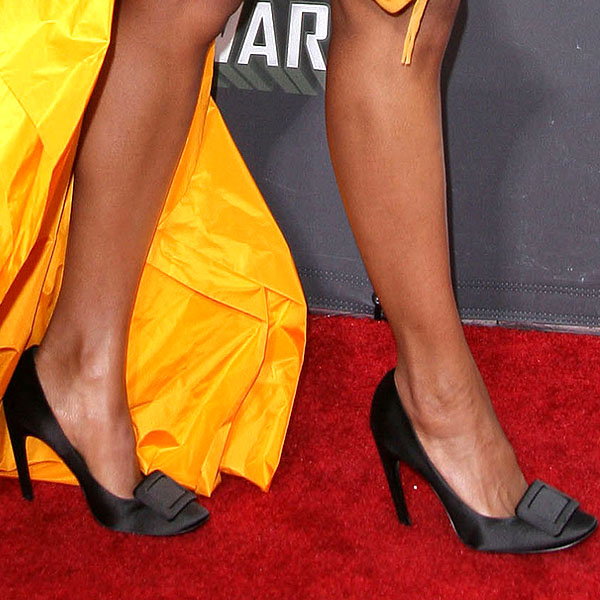 Kerry Washington  Roger Vivier Belle de Nuit