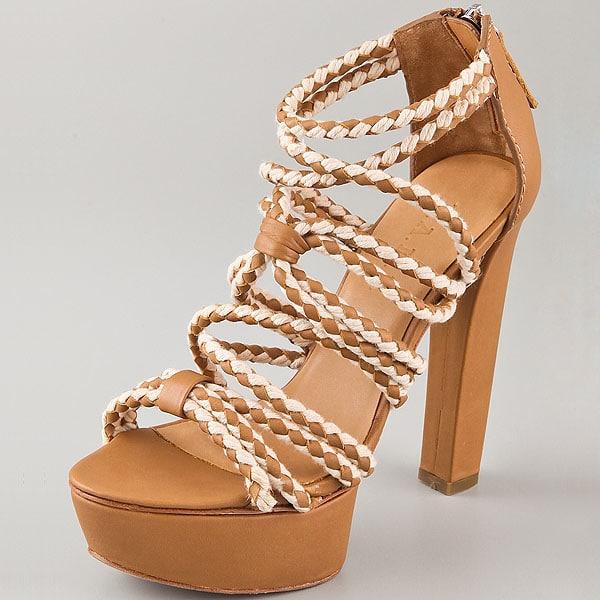 """L.A.M.B. """"Morisa"""" Platform Sandals"""