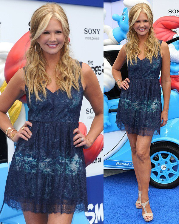 Nancy-ODell-LA-Premiere-The-Smurfs-2