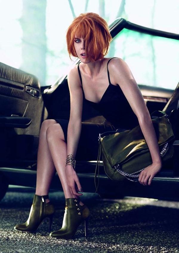 Nicole Kidman for Jimmy Choo AW13 Talmac