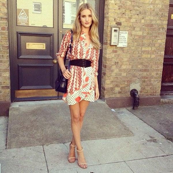 Rosie Huntington-Whiteley Instagram 1