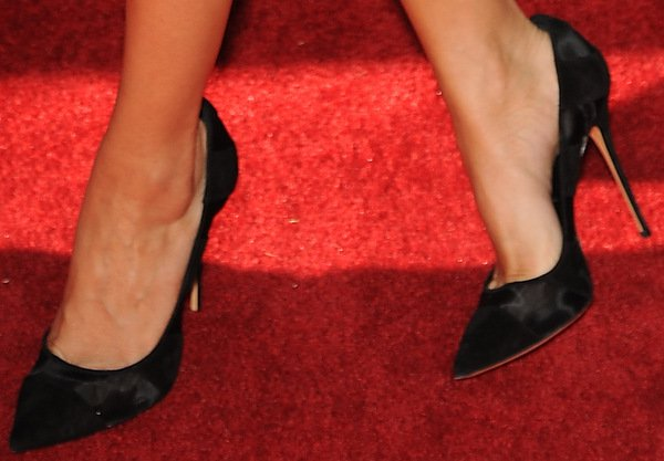 Selena Gomez's Casadei Pumps