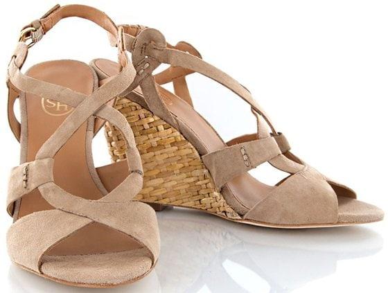 ash suede jade sandals 5