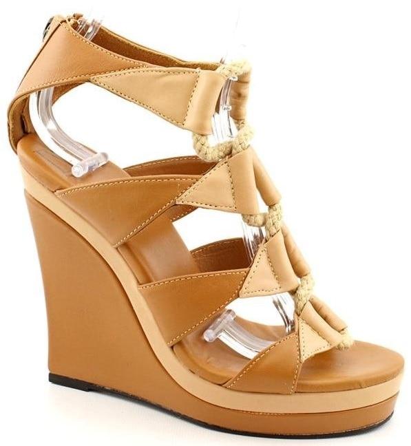 Diane von Furstenberg 'Theia' Wedge Sandals