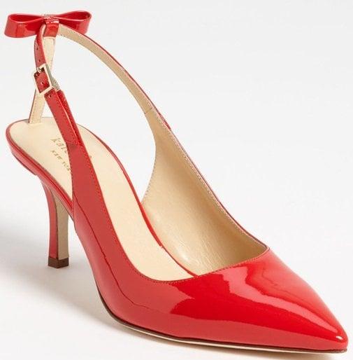 Kate Spade Jive Pumps in Red