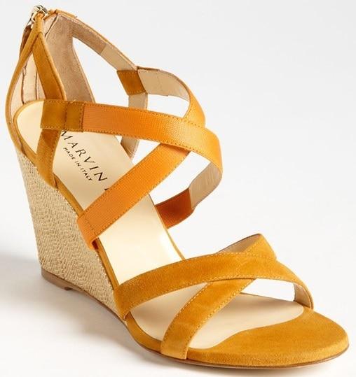 marvin k elena sandals