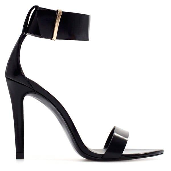 Zara Ankle-Strap Sandals