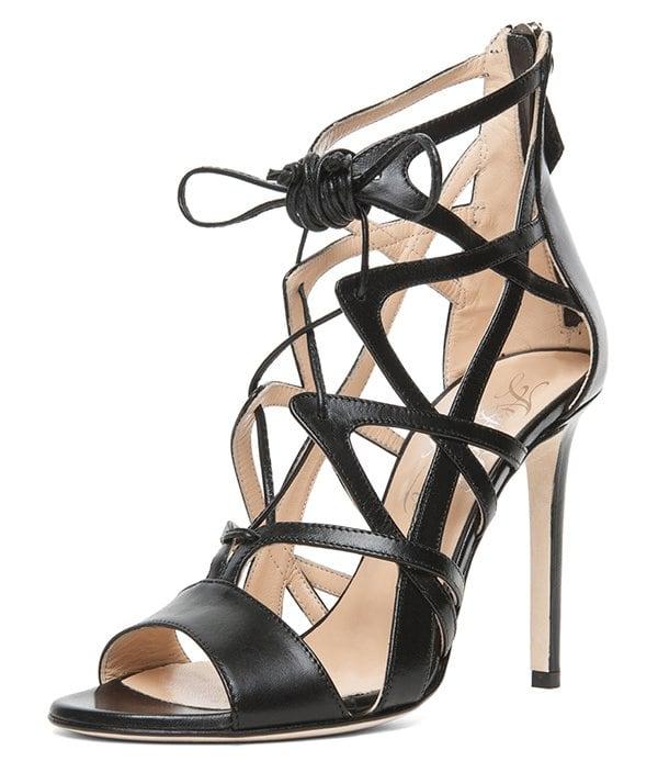 Alejandro Ingelmo Boomerang Sandals