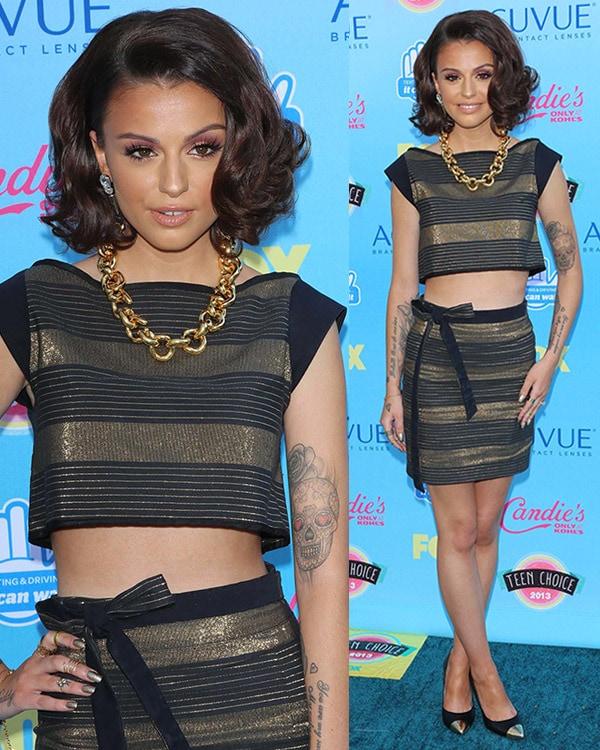 Cher Lloyd 2013 Teen Choice Awards