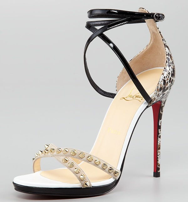 Christian Louboutin Monocronana Sandals