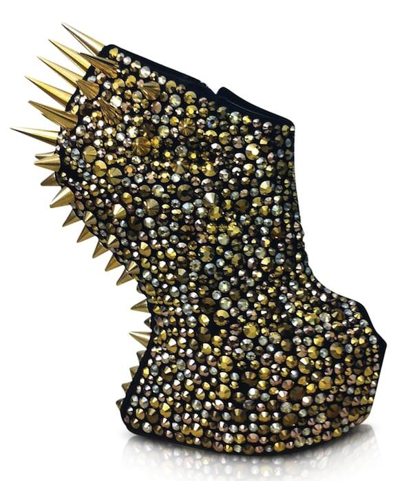 Giuseppe Zanotti Gaga Booties