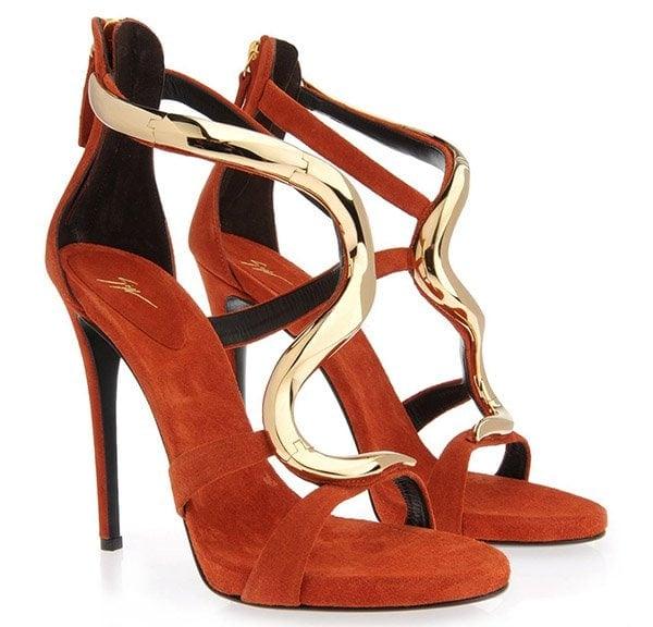 Giuseppe Zanotti Wave Sandals