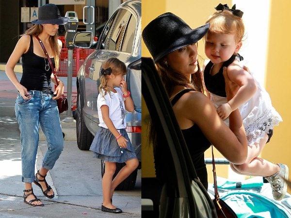 Jessica-Alba-Daughters