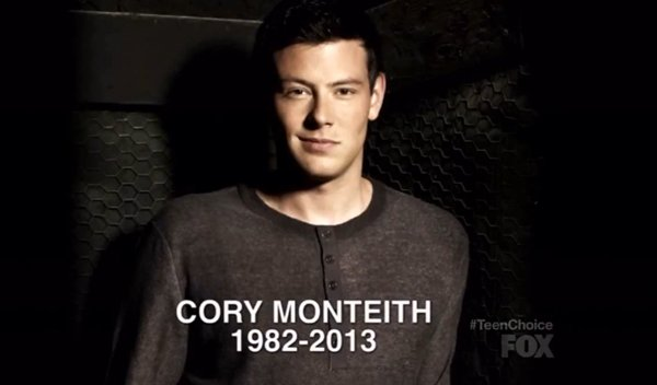 """ActorCoryMonteith, a star in the television series """"Glee,"""" wasfound deadin ahotel room in Vancouver, British Columbia, on July 13, 2013"""