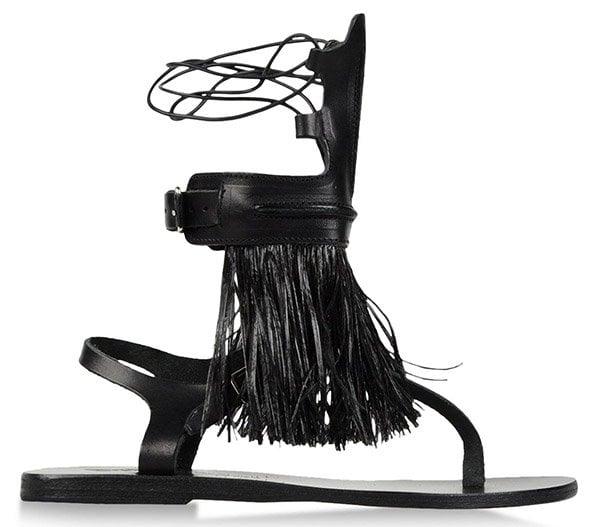 Marios Schwab Ancient Greek Sandals1