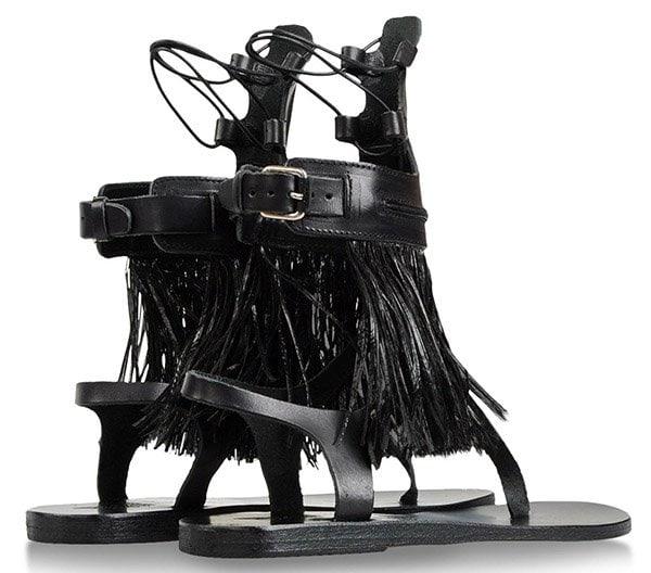 Marios Schwab Ancient Greek Sandals