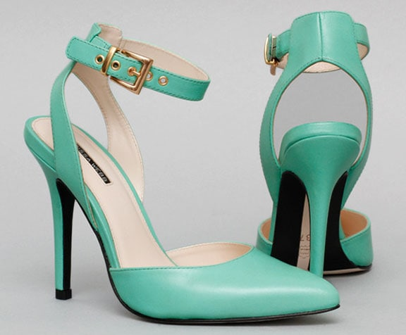 Marissa Webb Willa Pumps Caribbean Green