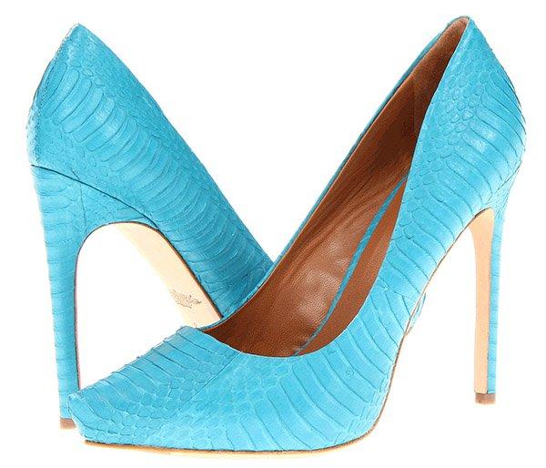 Rachel Roy Gardner Pumps Blue