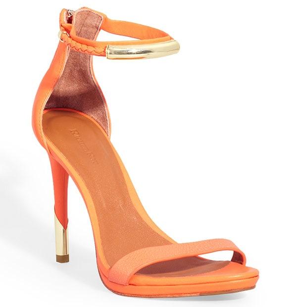 Rachel Roy Parker Sandals Orange