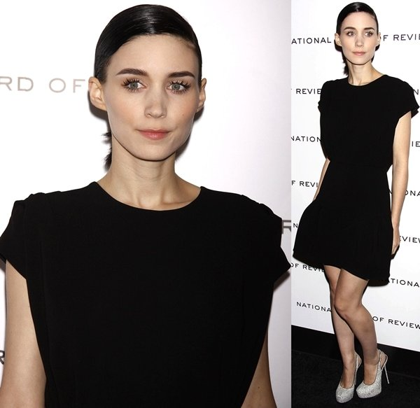 Rooney Mara attends the National Board of Review Awards Gala