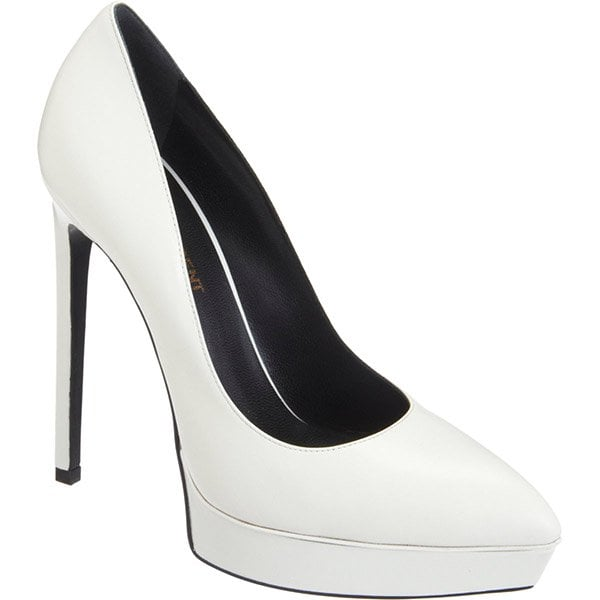 Saint Laurent Janis Pumps