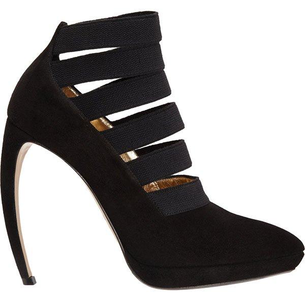 Walter Steiger Banded Ankle Booties