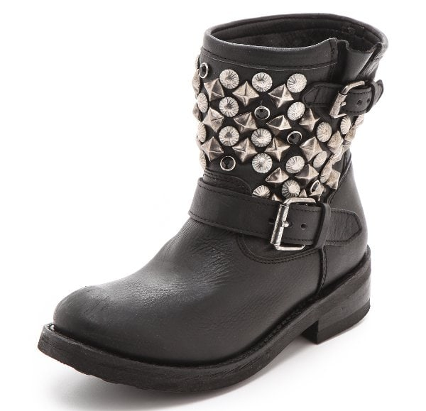 Ash - Titanic Studded Boots