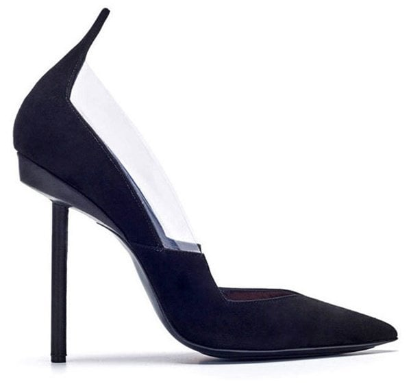 barbara bui pvc pumps