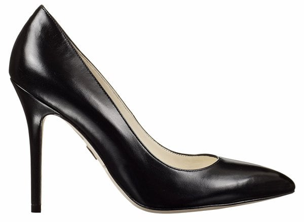 Brian Atwood Cassandra Pumps in Black