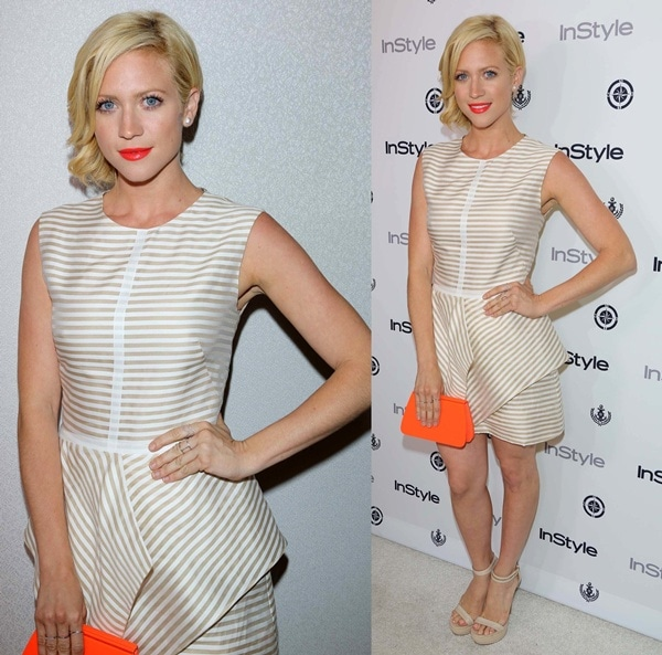 brittany snow instyle summer soiree