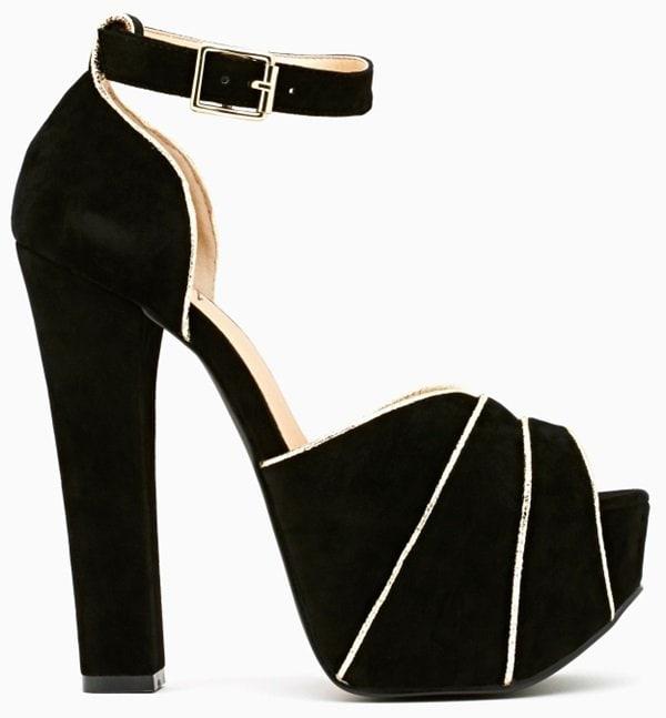 Love Dream Platform Sandals