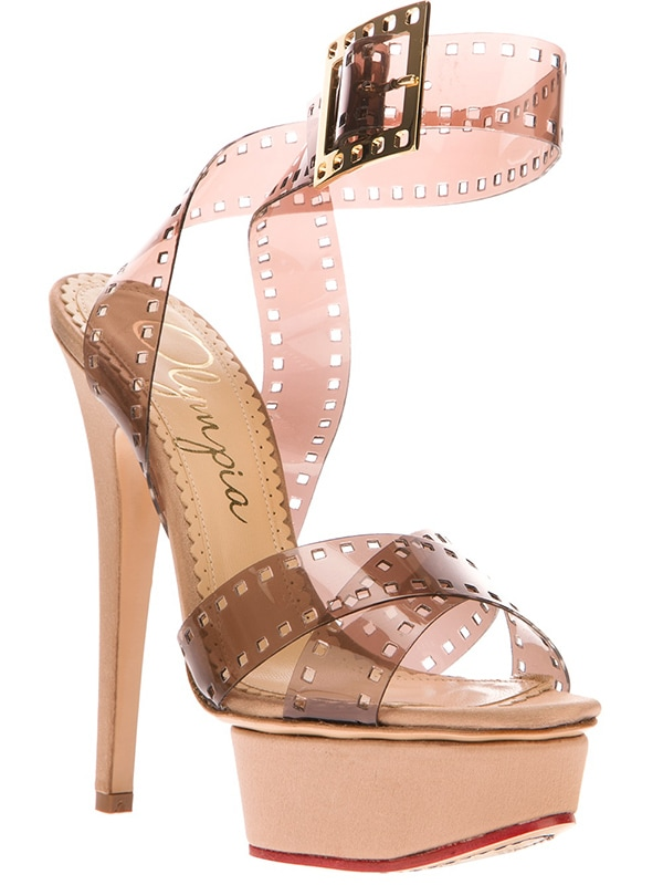 Charlotte Olympia Girls on Film Sandals
