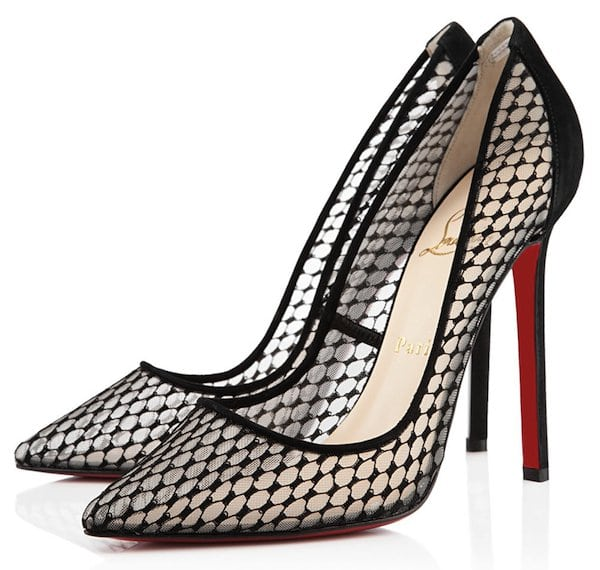 Christian Louboutin Pigaresille 120mm