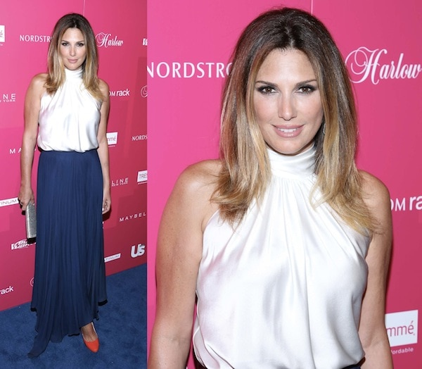 Daisy Fuentes most stylish party