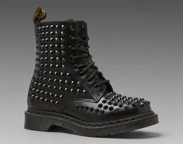 Dr Martens Spike All Stud 8 Eye Boots