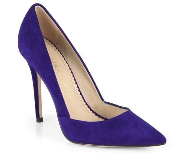 Jean-Michel Cazabat Emma Pumps Purple