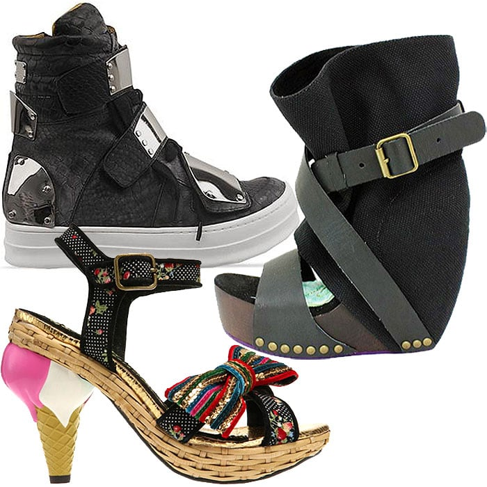 Kat Von D shoes