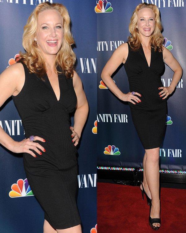 Katie Finneran NBC 2013 fall launch party