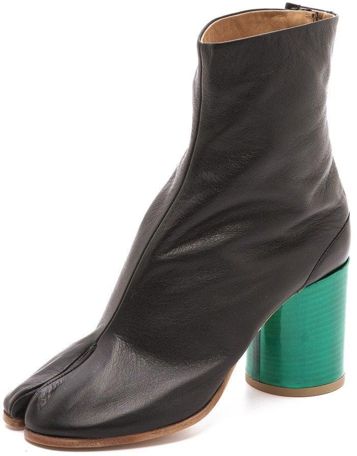 Shocking Camel Toe Boots