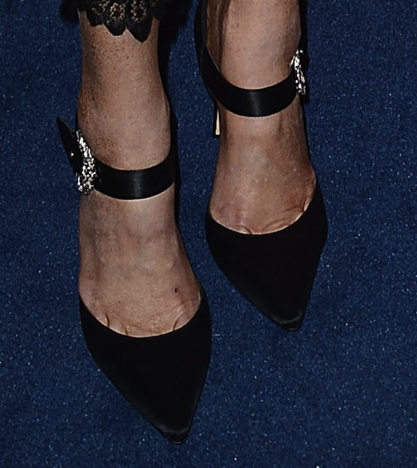 Marysol Patton shoes most stylish party