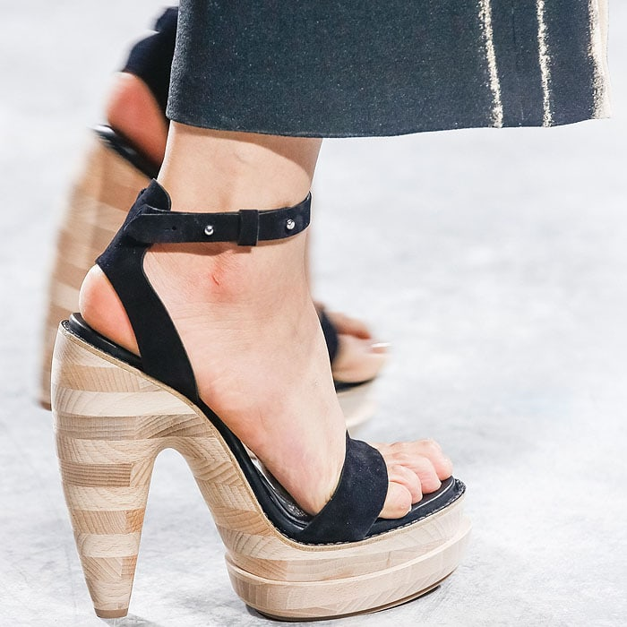 Proenza Schouler Spring 2014 shoes