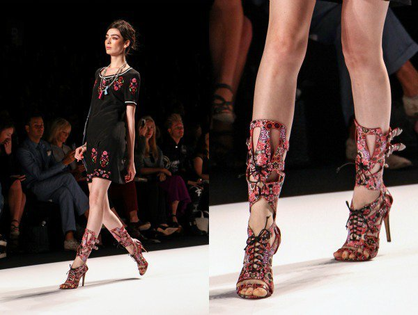 Mercedes-Benz New York Fashion Week Spring/Summer 2014 - Rebecca Minkoff